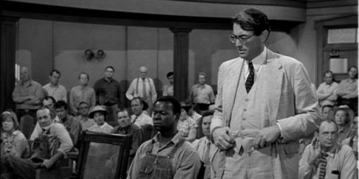 Mississippi School District Bans 'To Kill A Mockingbird'