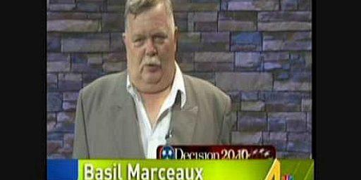 Basil Marceaux A Set Up Job ?