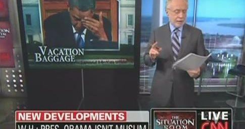 CNN Breaking News: W.H.: Pres. Obama Isn't Reincarnation Of Jack The Ripper