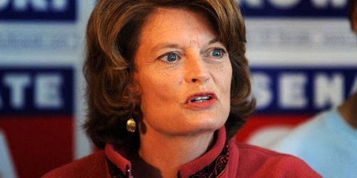 Murkowski Still Trailing Miller, Absentee Ballots Remain To Be Counted