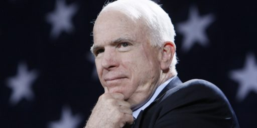 John McCain Poised To Crush J.D. Hayworth In Arizona Primary