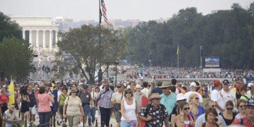 The Politics of Crowd Estimates
