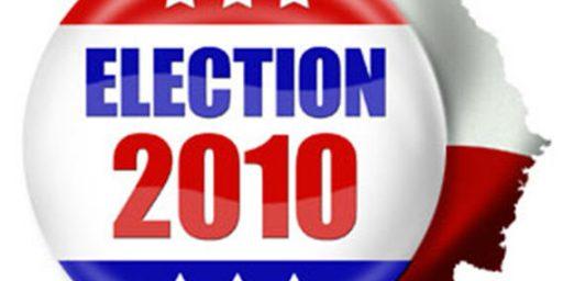 McMahon, Buck, Bennet Win, Georgia Governor's Race Too Close To Call