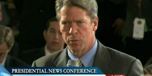 Major Garrett Leaves Fox for National Journal