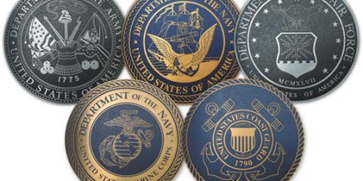 Army and Marines Fight Wars, Navy and Air Force Get Promoted