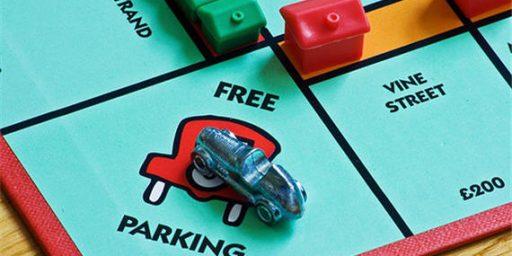 Parking Space Economics