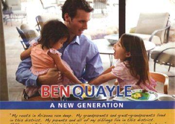 Ben Quayle's Potemkin Family ?