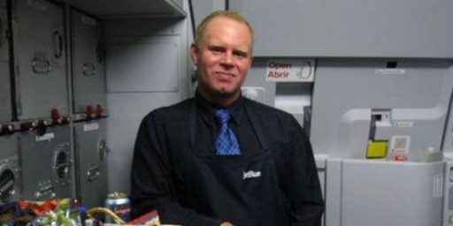 JetBlue Flight Attendant Wants Job Back