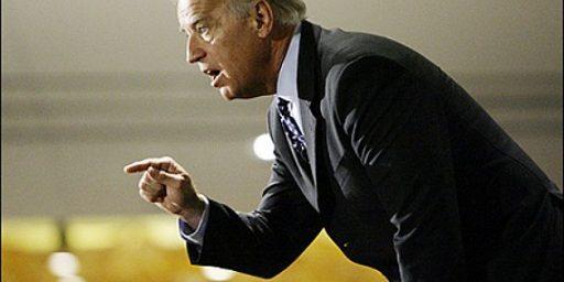 """Biden To Democratic Base: """"Stop Whining"""""""