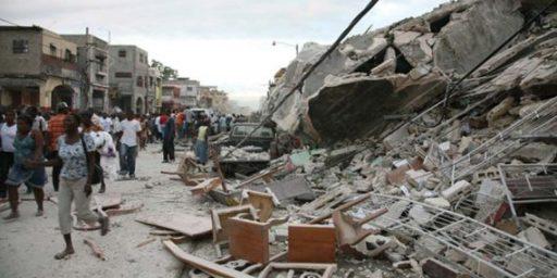 Promised U.S. Aid Still Hasn't Reached Haiti
