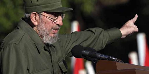 Fidel Castro Admits Communism Doesn't Work