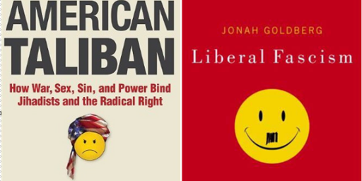 American Taliban, Liberal Fascism, and Judging a Book By Its Title