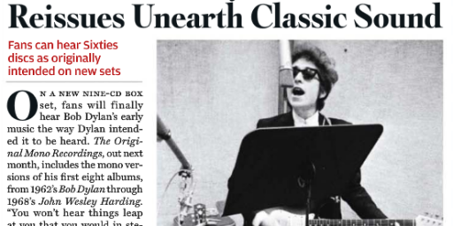 Back to Mono:  Old School Reissues Rocking Rock World