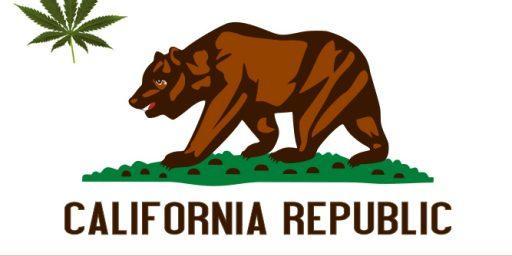 Marijuana Legalization Initiative Leading In California Polls