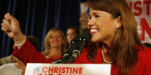 O'Donnell Caught Embellishing Her Education Credentials (Again)