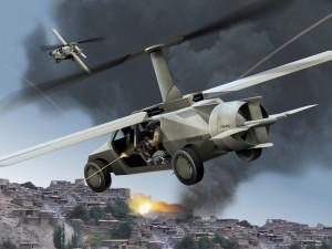Flying Cars!