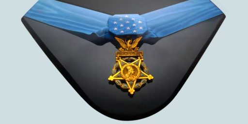 Medal Of Honor Awarded To First Living Recipient Since Vietnam War