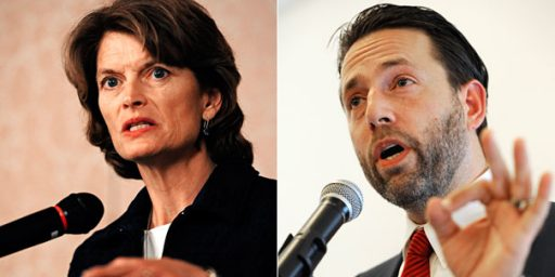 National Republicans Abandoning Joe Miller?