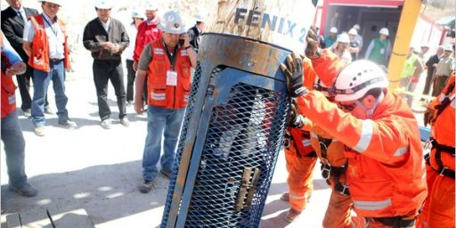 Final Chilean Miner Rescued