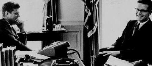 Ted Sorenson, Kennedy Adviser And Speechwriter, Dead At 82