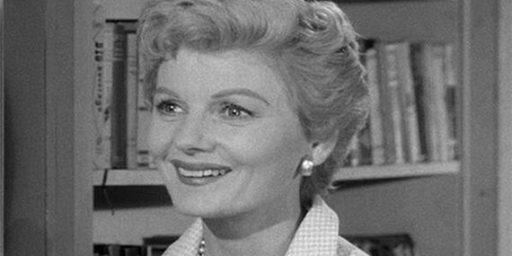 Barbara Billingsley, Leave it to Beaver Mom, Dead at 94