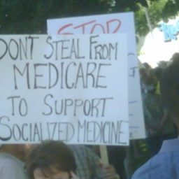 Don't Steal From Medicare to Support Socialized Medicine