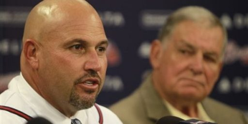 Fredi Gonzalez New Braves Manager
