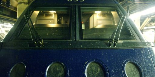 Chris Christie Kills Hudson Rail Project