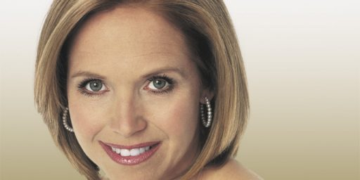 Katie Couric to CNN?  Does Anyone Care?
