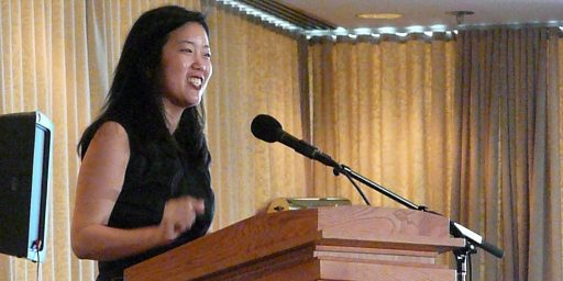 Michelle Rhee Out as DC School Chancellor