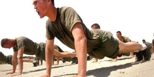 Soldiers:  Not Poor, Stupid Hicks