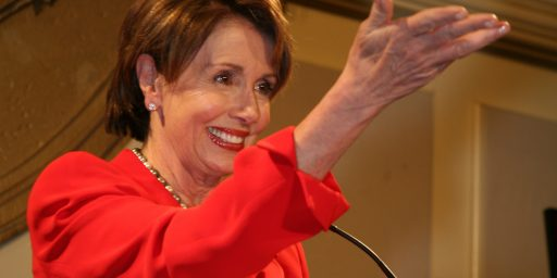 Nancy Pelosi Gets 'It' Done