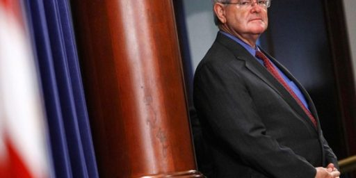 Newt Gingrich Shows All The Signs Of Running In 2012