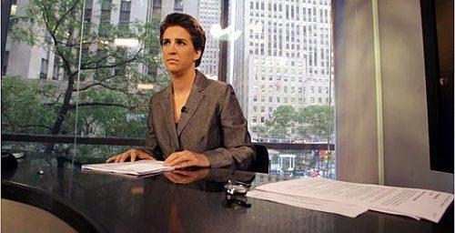 Lies, Damned Lies, & Rachel Maddow