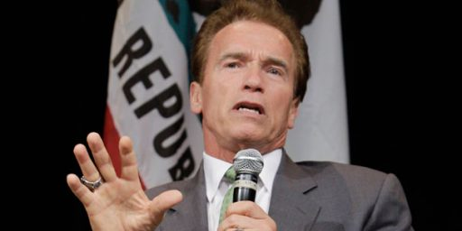 Schwarzenegger: Obama Will Win in 2012