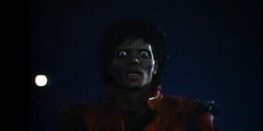 OTB Latenight - Halloween Edition - Michael Jackson