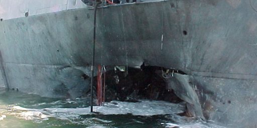 USS Cole Attack: 10 Years Ago Today