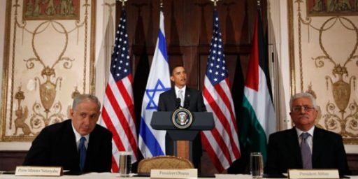 Obama Seen As Biggest Impediment To Middle East Peace