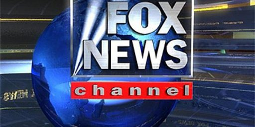 Apparently, It Really Will Be A Fox News Primary