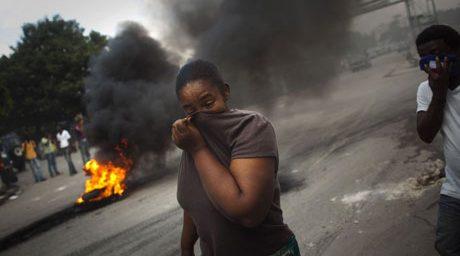Haiti's Cholera