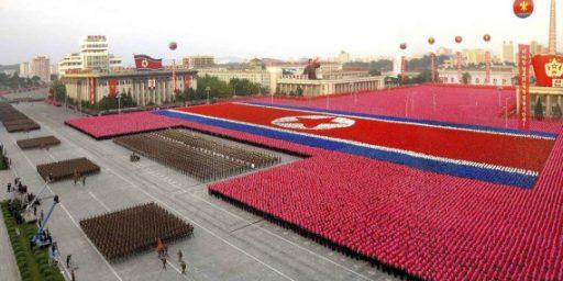 North Korea Shells South Korean Island, Tensions Rise