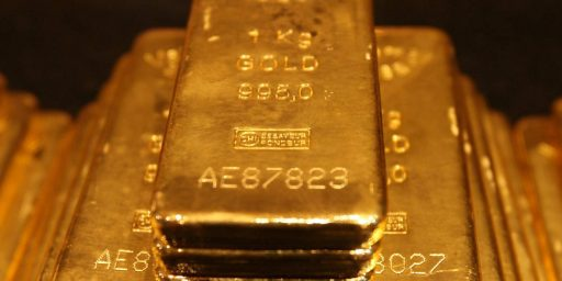 Gold Not Really at 'Record High'