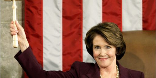 Nancy Pelosi Staying as Minority Leader