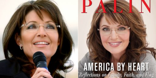 Palin Beats Gawker in Book Suit