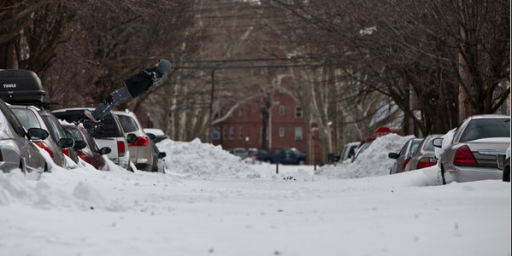 New York City Snow Cleanup Hampered By Union Work Stoppage