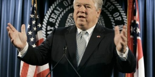 Haley Barbour Stupidly Reopens An Old Wound