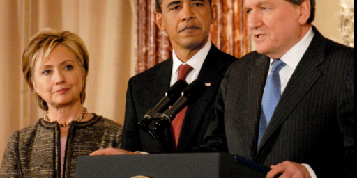 Veteran Diplomat Richard Holbrooke Dies At 69