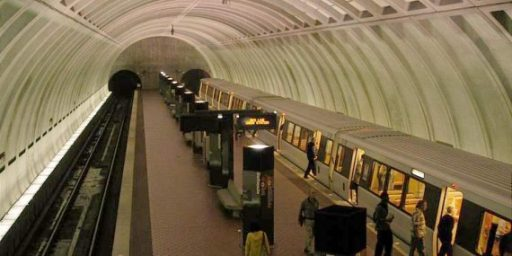 Random Bag Searches Coming To D.C. Metro System