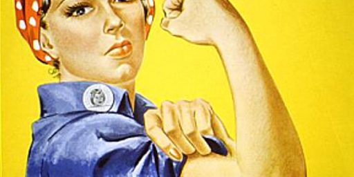 """Woman Who Inspired """"Rosie The Riveter"""" Dies At 86"""