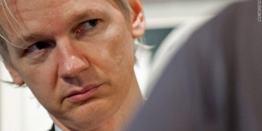 Interpol Issues Julian Assange Arrest Warrant